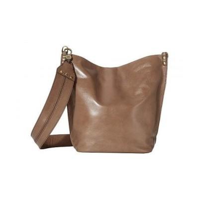 Hobo ホーボー レディース 女性用 バッグ 鞄 ショルダーバッグ バックパック リュック Flare - Gravel