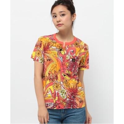 tシャツ Tシャツ Crazy Flower Tee  クレイジーフラワーT