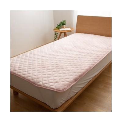 【mofua】プレミアムマイクロファイバー多色敷きパッド 敷きパッド・敷パッド, ベッドパッド, Bed pats(ニッセン、nissen)