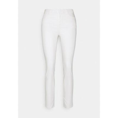 スプリングフィールド デニムパンツ レディース ボトムス SARGA  - Slim fit jeans - ivory
