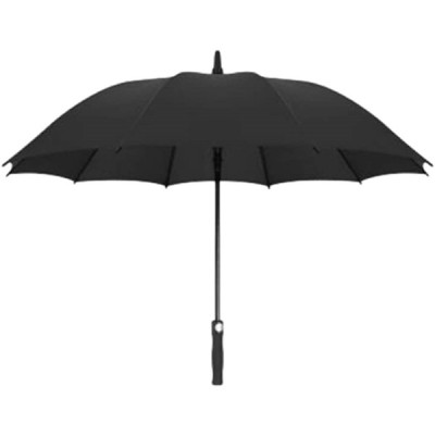 傘 長傘 メンズ レディース ジャンプ傘 日傘 晴雨兼用(ブラック, Free Size)