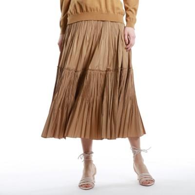 マイクロタフタスカート