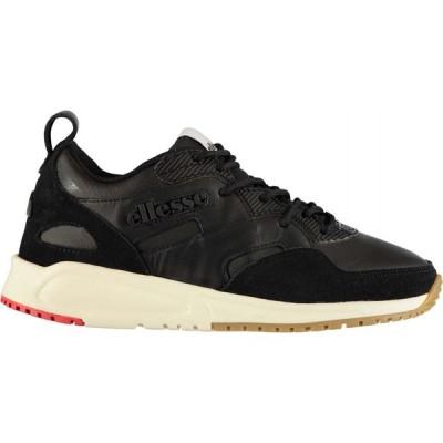 エレッセ Ellesse メンズ スニーカー シューズ・靴 Trainers Black