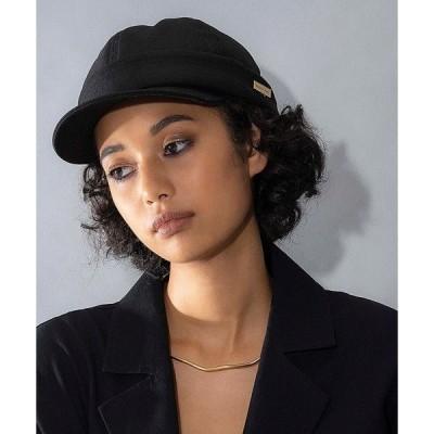 帽子 キャップ [MAISON Birth / メゾンバース] 2WAY ROLL CAP