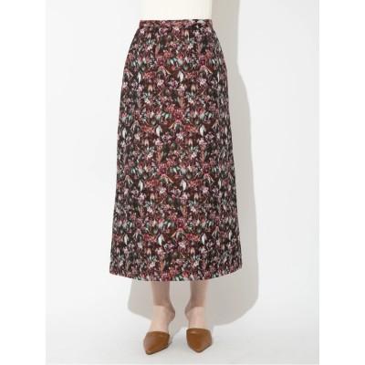 LIMONTAジャガードスカート