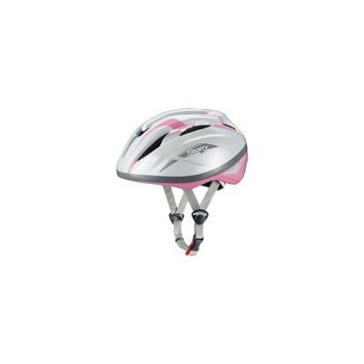 OGK 子供用ヘルメット スターリー(ホーンピンク/54〜56cm) STARRY [代引不可]