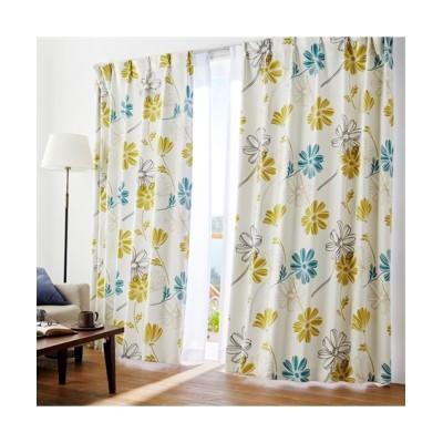 全サイズ均一価格・色と柄が選べる遮光・形状記憶カーテン ドレープカーテン(遮光あり・なし) Curtains, blackout curtains, thermal curtains, Drape(ニッセン、nissen)
