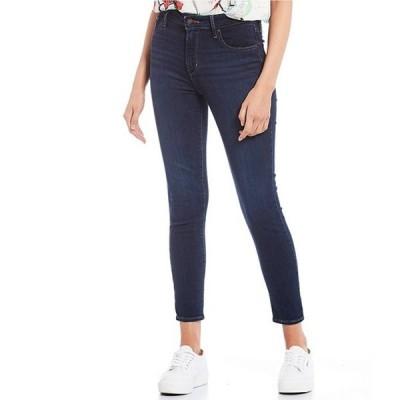 リーバイス レディース デニムパンツ ボトムス 721 High Rise Ankle Skinny Jeans