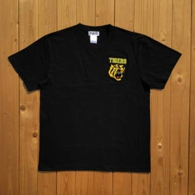 VMC 139015 阪神タイガース承認 虎相楽刺繍Tシャツ(ブラック・メンズ・サイズ:XL)Tigers37[139015タイガスT]【返品種別A】