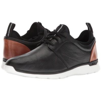 ジョンストンアンドマーフィー スニーカー シューズ メンズ Waterproof Prentiss XC4(R) Casual Dress Plain Toe Sneaker Black Waterproof Full Grain