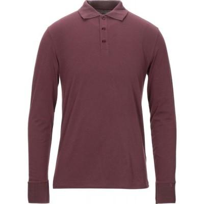 マジェスティック MAJESTIC FILATURES メンズ ポロシャツ トップス polo shirt Maroon