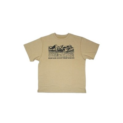 [20%OFF] Mountainsmith(マウンテンスミス) Tシャツ (Beige)