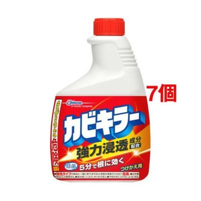 カビキラー 付替用 ( 400ml*7個セット )/ カビキラー