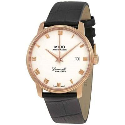 腕時計 ミドー メンズ Mido Baroncelli III Automatic Silver Dial Men's Watch M027.407.36.013.00