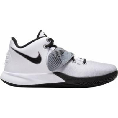 ナイキ メンズ スニーカー シューズ Nike Kyrie Flytrap 3 Basketball Shoes White/Black