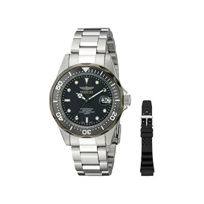 インビクタ Invicta Men's 12812X  Pro Diver Analog Japanese Quartz Silver Stainless Steel Watch 並行輸入品