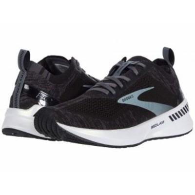 Brooks ブルックス レディース 女性用 シューズ 靴 スニーカー 運動靴 Bedlam 3 Black/Blackened Pearl/White【送料無料】
