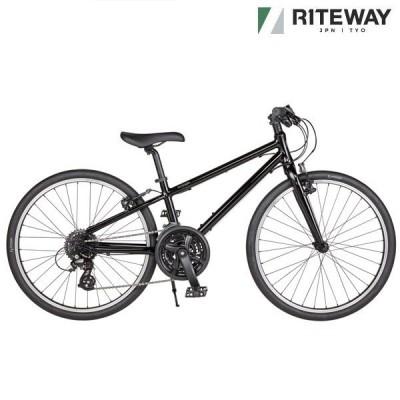 子供用自転車 ライトウェイ シェファード シティ キッズ 20/24 (グロスブラック)2020 RITEWAY SHEPHERD CITY KIDS