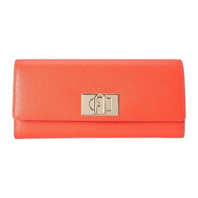 フルラ 長財布 XL バイフォールド 1056498 PCV0 ACO ARE 09A レッド 赤