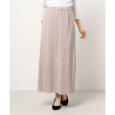 スカート カットプリーツスカート