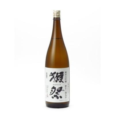 獺祭 だっさい 純米大吟醸 磨き三割九分 1800ml 箱なし 日本酒 父の日 母の日 お中元 あすつく ギフトのし 贈答品