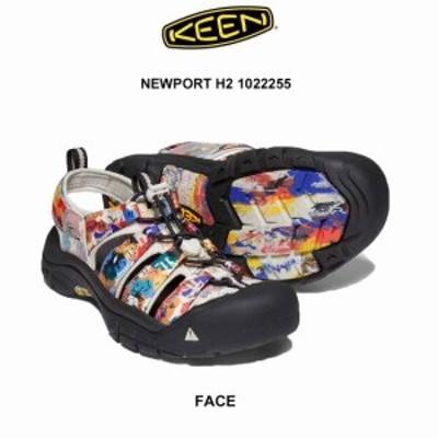 KEEN(キーン)メンズ スポーツ サンダル NEWPORT H2 1022255