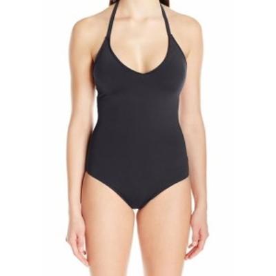 スポーツ用品 スイミング Skye NEW Black Womens Size Medium M One-Piece Strappy Swimwear