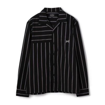 【ショット】【直営限定】STRIPE LS SHIRT/ストライプ シャツ