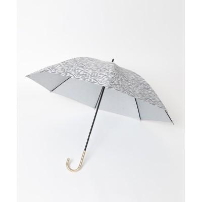 ゼブラ柄傘