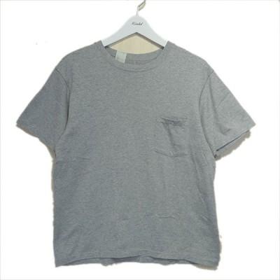 N.HOOLYWOOD 半袖Tシャツ ライトグレー サイズ:38 (名古屋栄店) 210422