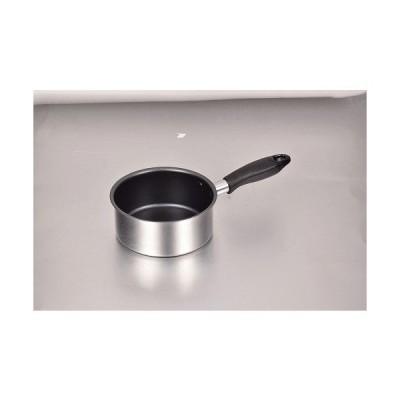 パール金属 コンパクト 2層鋼ふっ素加工片手鍋 14cm HB-2188