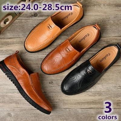 ローファー メンズ シューズ スリッポン 靴 メンズ靴 シューズ ドライビング靴 ビジネスシューズ カジュアルシューズ 紳士靴