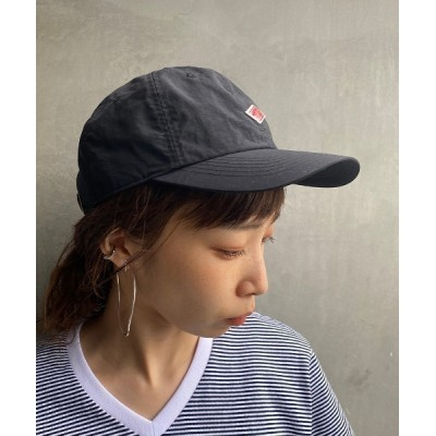 JEANS FACTORY / [DANTON/ダントン] ナイロンタフタキャップ WOMEN 帽子 > キャップ