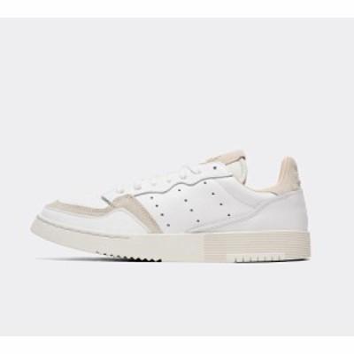 アディダス adidas Originals レディース スニーカー シューズ・靴 supercourt trainer WHITE/CRYSTAL WHITE