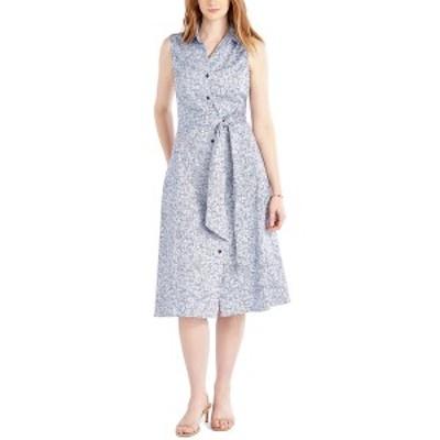 ニックプラスゾーイ レディース ワンピース トップス NIC+ZOE Naples Shirt Dress -