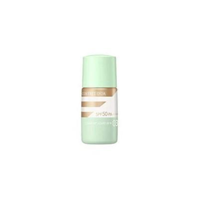 コフレドール クリアWPリクイドUVn 03 SPF50・PA ファンデーション 健康的な肌の色 18ml