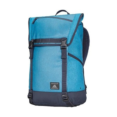 Gregory Mountain Products Pierpont Daypack, Highline Blue, One Size【並行輸入品】