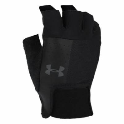 【メール便OK】UNDER ARMOUR(アンダーアーマー) 1328620 UAエントリートレーニンググローブ ジム フィットネス 手袋 ウエイト