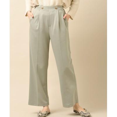 rps / ポンチワイドパンツ WOMEN パンツ > パンツ