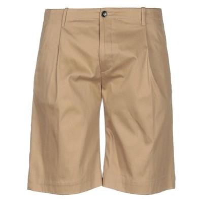 NINE:INTHE:MORNING ショートパンツ&バミューダパンツ  メンズファッション  ボトムス、パンツ  ショート、ハーフパンツ キャメル