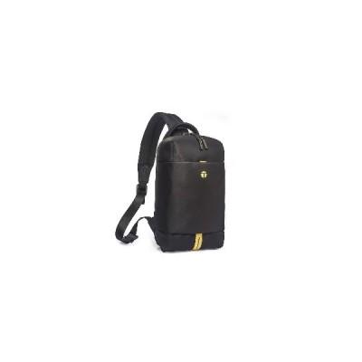 (ブラック)タンチュール_6Lアウトドアバックパックスポーツクロスボディバッグショルダーリュックサックキャンプハイキングトラベルバッグ