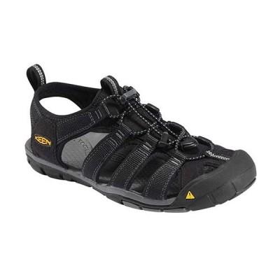 キーン(KEEN) メンズ サンダル CLEARWATER CNX クリアウォーター シーエヌエックス BLACK/GARGOYLE 1008660 靴 シューズ 防水 アウトドア