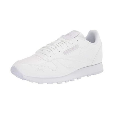 Reebok Men's Classic Leather Sneaker, White/porcelain,11.5 M US【並行輸入品】