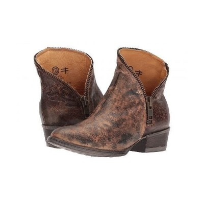 Corral Boots コーラルブーツ レディース 女性用 シューズ 靴 ブーツ アンクル ショートブーツ E1217 - Golden