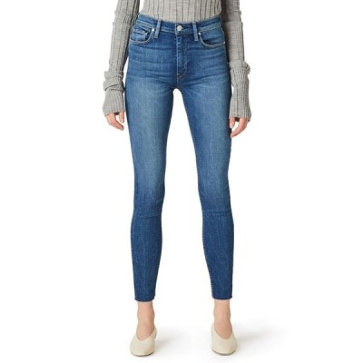 ハドソンジーンズ レディース デニムパンツ ボトムス Raw-Hem Skinny Jeans