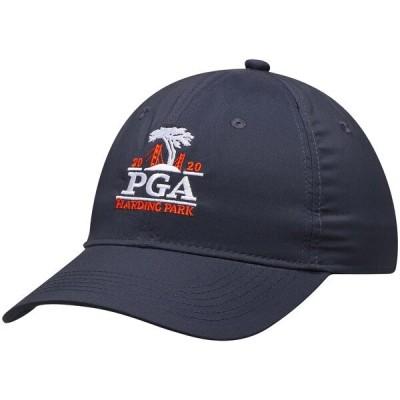 Golf ゴルフ キャップ/帽子 2020 全米プロゴルフ選手権 Highway Sign Adjustable Hat Ahead ネイビー