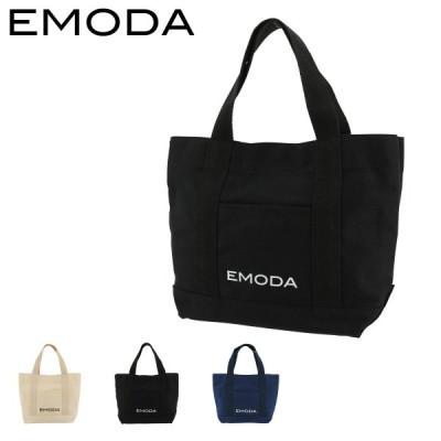 エモダ トートバッグ レディース  EM-9276 EMODA | キャンバス 綿 小さめ [PO5]
