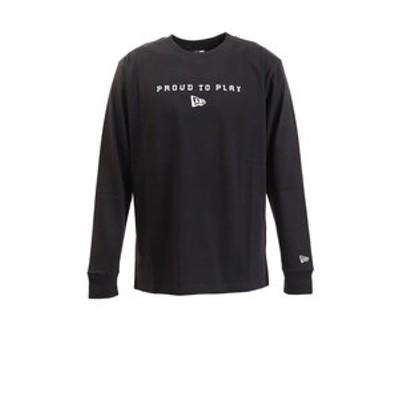 Tシャツ メンズ 長袖  XEBIO PROUD BLAC 12300054