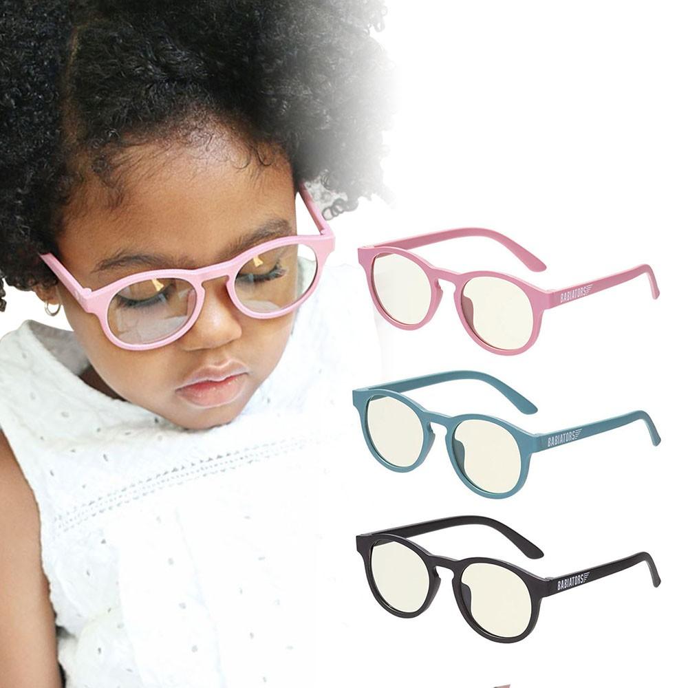 【美國Babiators】兒童抗藍光眼鏡-鑰匙孔系列 抗藍光 護眼 遠距教學必備(LAVIDA官方直營)