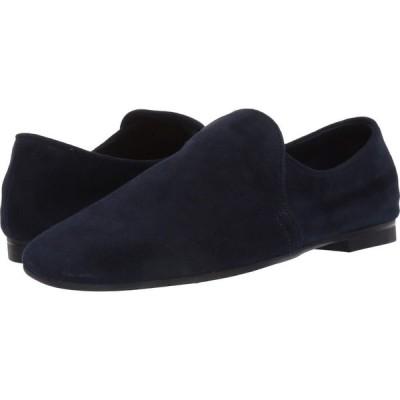 アクアタリア Aquatalia レディース ローファー・オックスフォード シューズ・靴 Revy Sapphire Dress Suede
